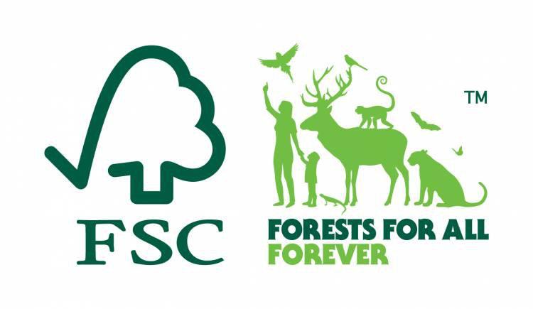 Certyfikat FSC dla klocków milaniwood