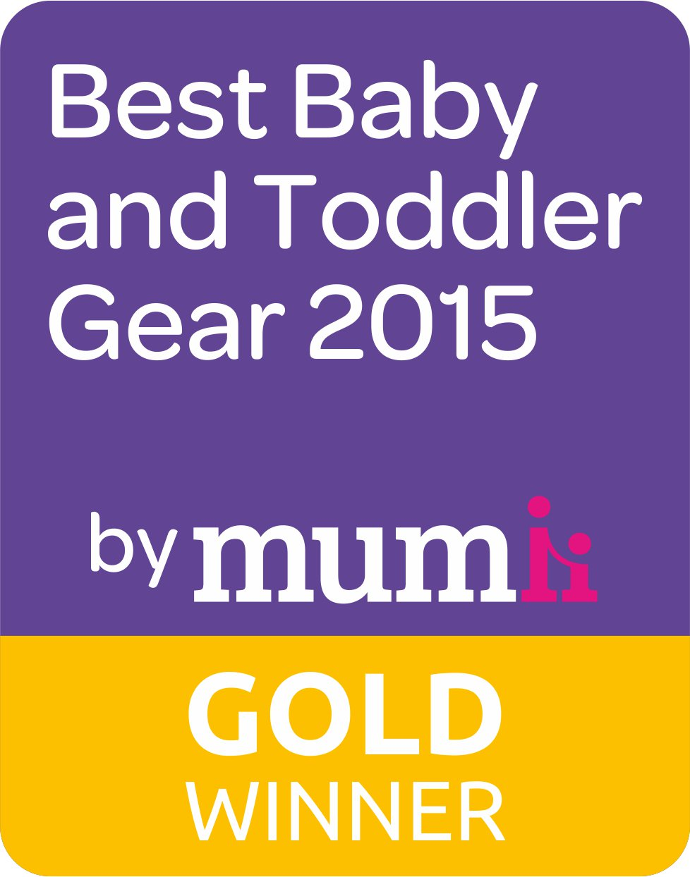 Nagroda Best Baby and Toddler Gear 2015 dla Tidy Tot