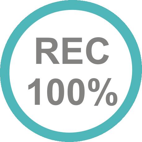 Produkt podlega 100% recyclingowi