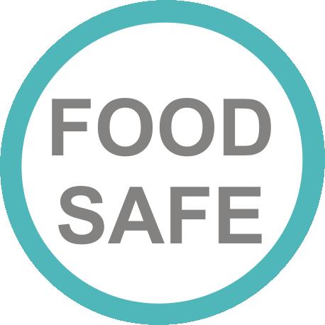 Produkt bezpieczny do przechowywania pokarmu