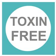 Produkt wolny od substancji toksycznych dla zdrowia i życia.