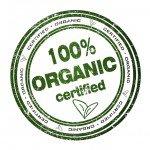 Produkt w 100% organiczny