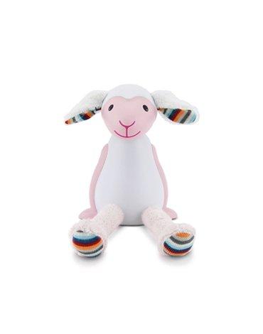 Zazu Kids - Zazu FIN Lampka do Czytania Owca Pink
