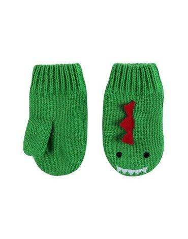 Zoocchini Rękawiczki Dziecięce Dino 6-12M