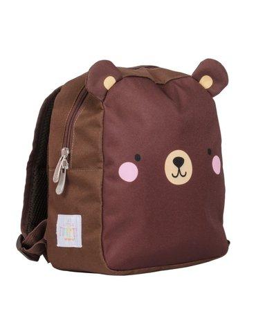 A Little Lovely Company - Plecak przedszkolaka Miś