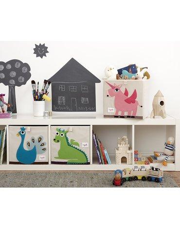 3 Sprouts Pudełko na Zabawki Goryl 3SSBGO