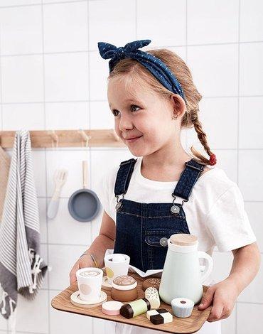Kids Concept Bistro Zestaw Ciasteczek 7szt
