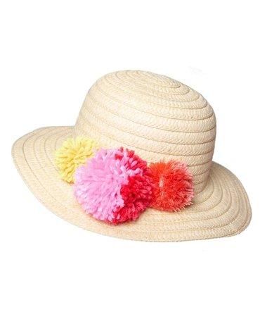 Rockahula Kids - kapelusz Pom Pom 7-10 lat