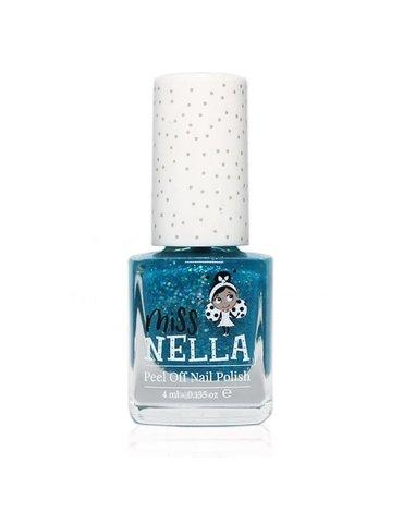 MISS NELLA - Bezzapachowy lakier do paznokci dla dzieci PEEL OFF Under the Sea