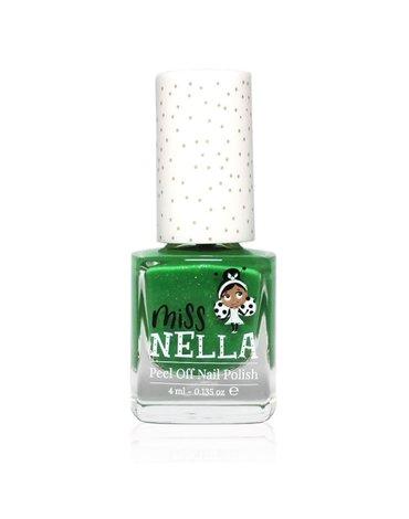 MISS NELLA - Bezzapachowy lakier do paznokci dla dzieci PEEL OFF Kiss the Frog