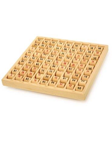 Sfd - Tabliczka mnożenia - wałki