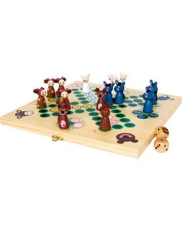 Sfd - Osły kontra reszta zagrody - gra planszowa chińczyk