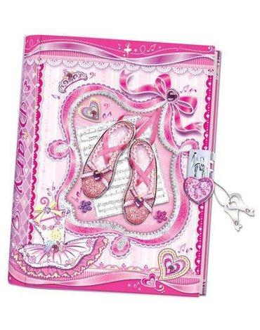 Pecoware - Ręcznie robiony pamiętnik baletnicy