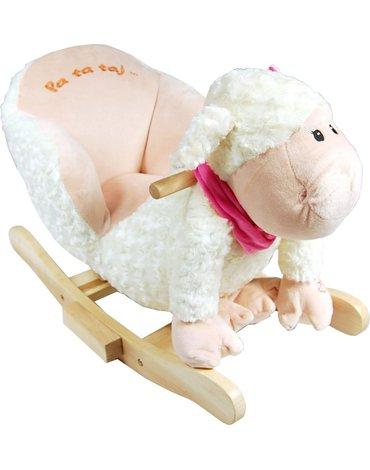 Nefere - Bujak z fotelem na biegunach - owieczka Emilka