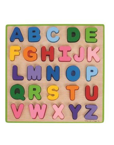 BabyBigjigs - Duże literki do układania