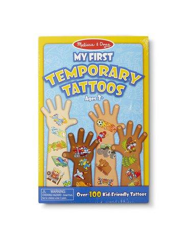 Melissa&Doug® - Zestaw tatuaży dla chłopców