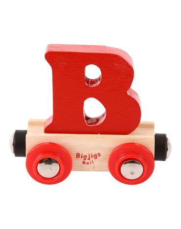 BigjigsRail - Wagonik literka B