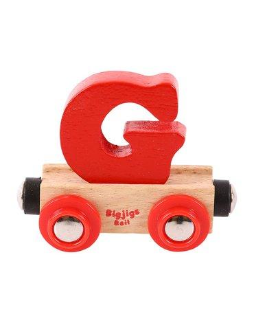 BigjigsRail - Wagonik literka G