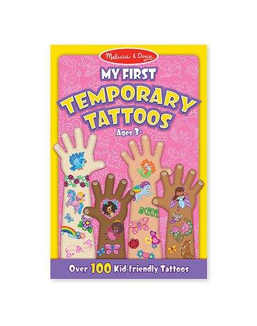 Melissa&Doug® - Zestaw tatuaży dla dziewczynek