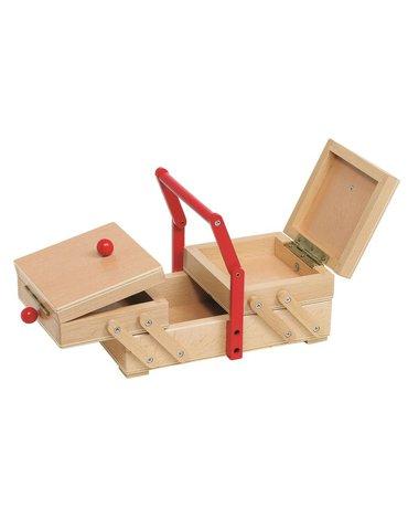 Goki - Niciarka - rozkładane pudełeczko na przybory