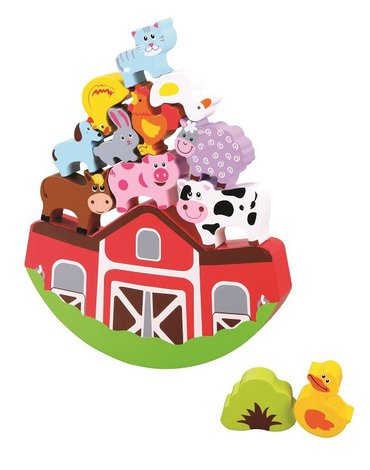 Lelin - Gra zręcznościowa - balansująca farma
