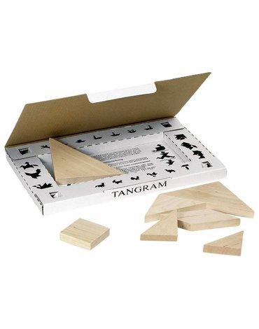 Goki® - Tangram - gra logiczna układanka chińska