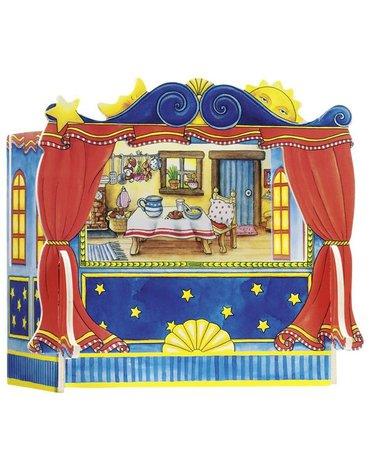 Goki® - Teatr stolikowy dla pacynek