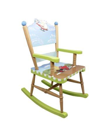 Fantasy Fields - Fotel krzesło na biegunach Transport dla dziecka