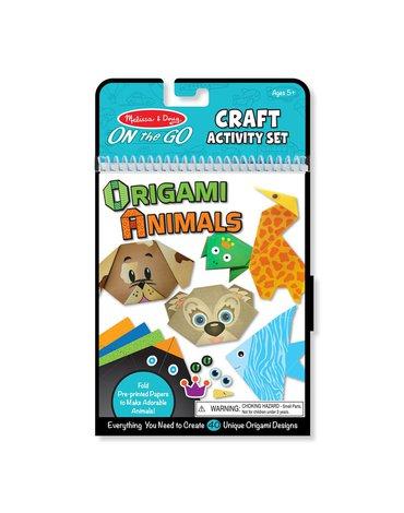 Melissa&Doug® - Origami - zestaw do tworzenia