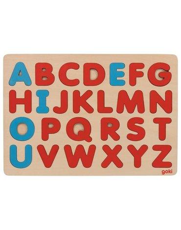 Goki® - Goki Puzzle alfabet Montessori