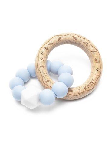 Mimijo - Gryzak donut niebieski