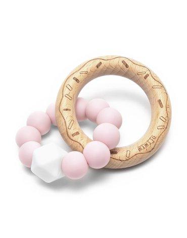 Mimijo - Gryzak donut różowy