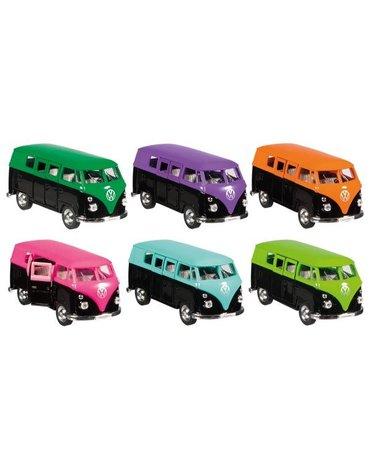Goki® - Metalowy model Goki Volkswagen T1 Bus