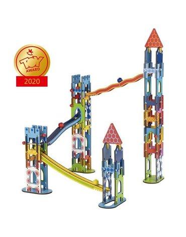 Goki® - Kulodrom kolorowy zamek