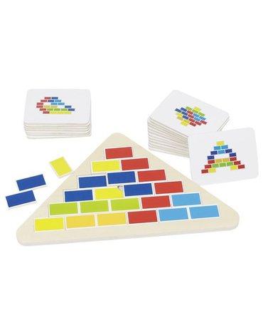 Goki® - Puzzle Goki trójkąt