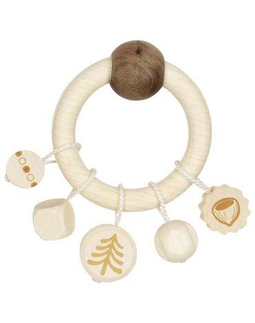 Heimess - Pierścień dotykowy Nature z zawieszkami