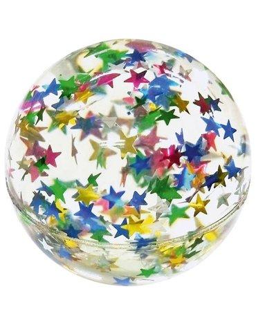 Goki® - Skacząca piłka z gwiazdkami