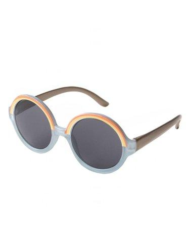 Rockahula Kids - okulary dziecięce 100% UV Rainbow round
