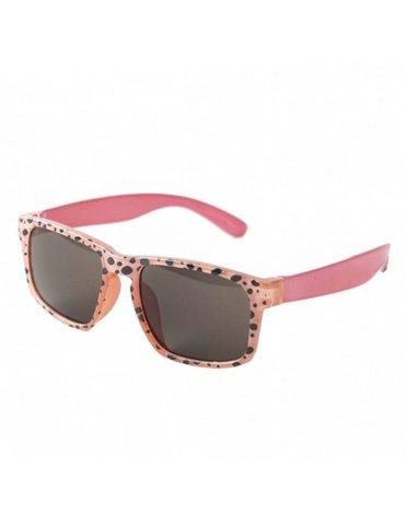 Rockahula Kids - okulary dziecięce 100% UV Cheetah coral