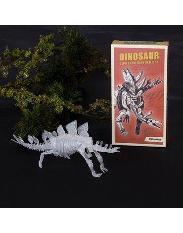 Szkielet stegozaura do składania, Rex London