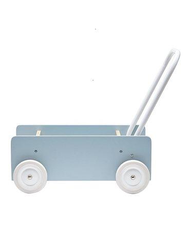 Kids Concept Pchacz Drewniany Blue Grey