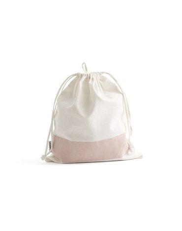 Kids Concept Worek Bawełniany 3 szt Pink