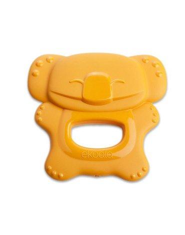 eKoala - Gryzak Koala z BIOplastiku, Pomarańczowy, 4m+