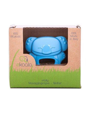 eKoala - Gryzak Koala z BIOplastiku, Niebieski, 4m+
