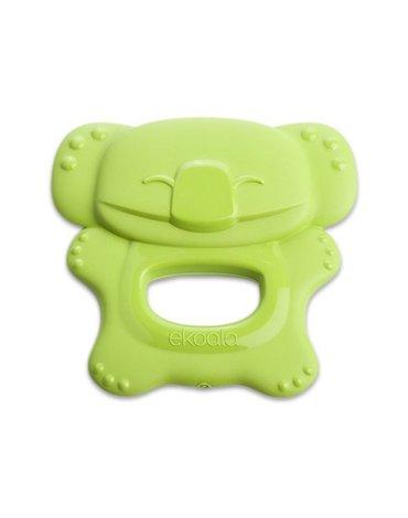 eKoala - Gryzak Koala z BIOplastiku, Zielony, 4m+