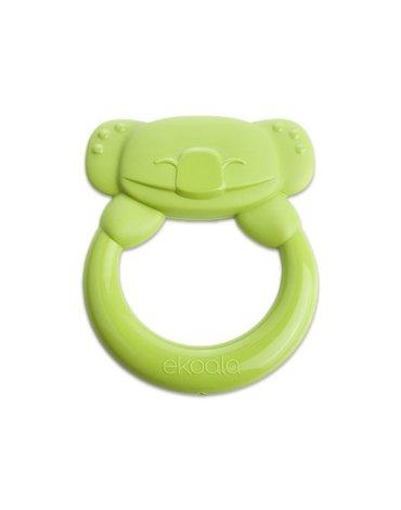 eKoala - Gryzak Koala z BIOplastiku z Uchwytem, Zielony, 4m+