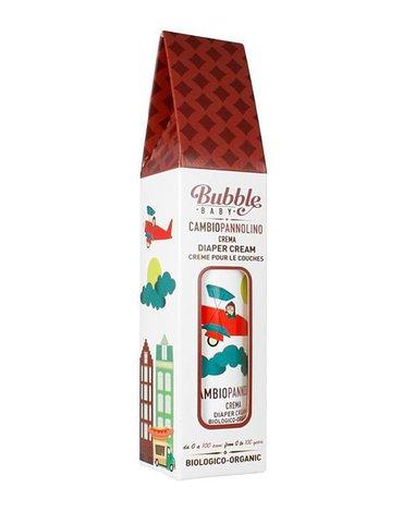 Bubble&CO - Organiczny Krem do Pielęgnacji Pupy dla Dzieci, 150 ml, 0m+