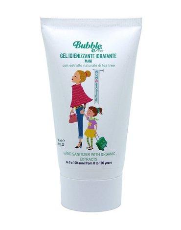 Bubble&CO - Organiczny Dezynfekujący i Nawilżający Żel do Rąk, mus&babies, 50 ml, 0m+