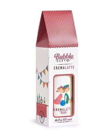 Bubble&CO - Organiczny Balsam Nawilżający do Ciała dla Dzieci, 250 ml, 0m+