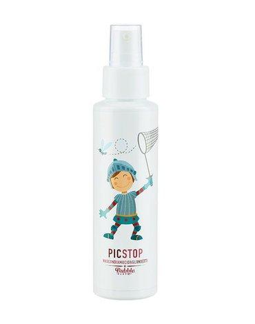 Bubble&CO - Organiczna Emulsja Odstraszająca Owady dla Chłopca, 100 ml, 0m+